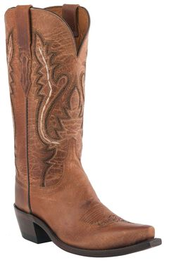 Lucchese Handcrafted 1883 Cassidy Cowgirl Boots - Snip Toe, , hi-res
