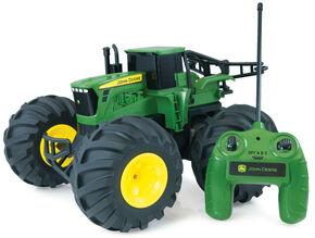 John Deere Green Remote Control Tractor , Green, hi-res