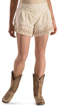 R Cinco Ranch Women's Shabby Chic Shorts, , hi-res