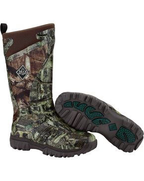 Muck Mossy Oak Pursuit Supreme Athletic Hunting Boots, Camouflage, hi-res