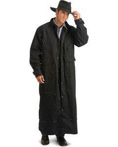 Schaefer Canvas Convertible Duster Jacket, , hi-res