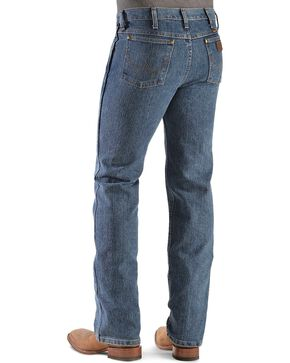 Wrangler Advanced Comfort Slim Fit Jeans - Tall, Med Stone, hi-res