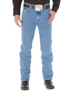 Wrangler Cool Vantage 47 Light Stonewash Jeans - Slim Fit - Big and Tall, , hi-res