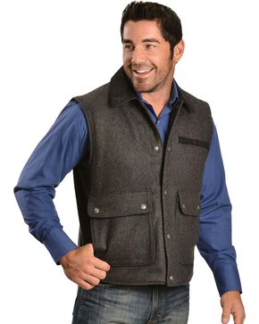 Cripple Creek Wool Vest, , hi-res