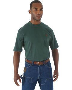 Wrangler Men's Riggs Short Sleeve Pocket T-Shirt - Big & Tall, , hi-res