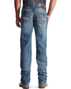 Ariat Men's M5 Gambler Low Rise Straight Leg Jeans, , hi-res