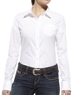Ariat Women's Kirby Long Sleeve Shirt, , hi-res