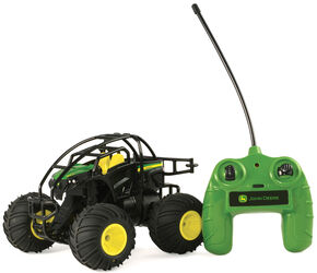 John Deere Monster Treads Radio Control Gator, Green, hi-res