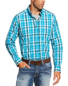 Ariat Men's Multi Long Sleeve Everett Shirt , , hi-res