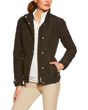 Ariat Women's Delphine Jacket, Black, hi-res