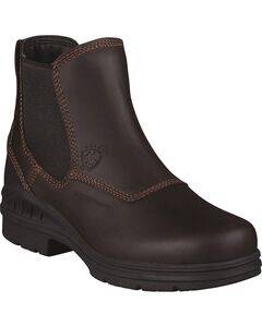 Ariat Waterproof Twin Gore Work Boots - Round Toe, , hi-res