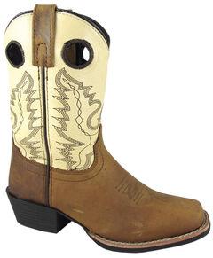 Smoky Mountain Boys' Mesa Western Boots - Square Toe, , hi-res