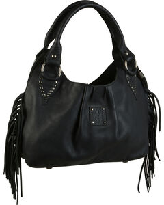 STS Ranchwear Gypsy Small Pleated Hobo Bag, , hi-res