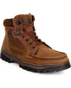 Rocky Men's Outback GORE-TEX Waterproof Field Boots, , hi-res