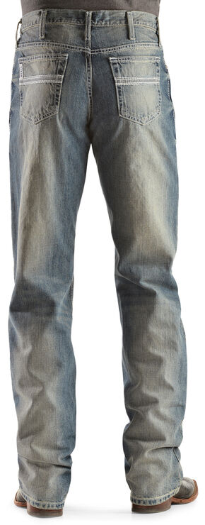 Cinch Indigo White Label Light Stonewash Jeans, Light Stone, hi-res