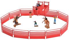 Bigtime Rodeo Bull Rider & Rodeo Set, , hi-res