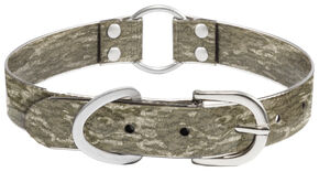 "Browning Mossy Oak Bottomlands Camo Collar - Large 18 - 28"", Camouflage, hi-res"