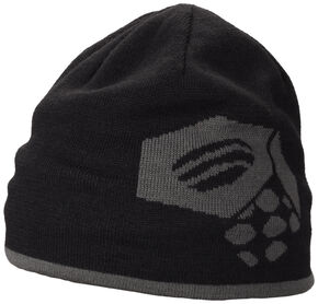 Mountain Hardwear Reversible Dome Knit Cap, Black, hi-res