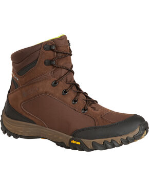 "Rocky 6"" Silenthunter Waterproof Outdoor Boots, Brown, hi-res"