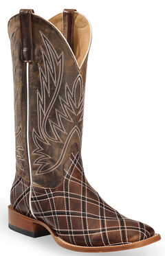 Anderson Bean Boots Horse Power Men's Sabotage Western Boots - Square Toe, , hi-res