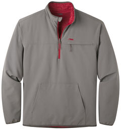 Mountain Khakis Men's Alpha Switch Reversible 1/4-Zip Pullover, , hi-res