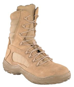 "Reebok Men's 8"" Dauntless Boots, Tan, hi-res"