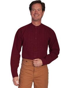 Rangewear by Scully Paisley Inset Bib Shirt - Big and Tall, , hi-res