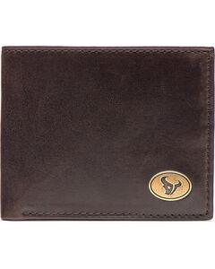 Jack Mason Men's Houston Texans Legacy Traveler Wallet , , hi-res