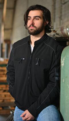 Interstate Leather Men's Maddox Jacket, , hi-res
