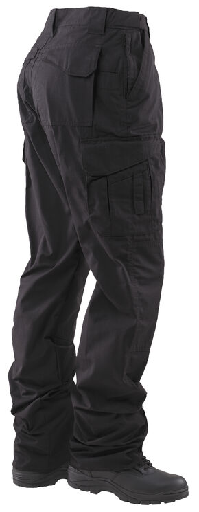 Tru-Spec Men's 24-7 Series EMS Pants - Big and Tall, Black, hi-res