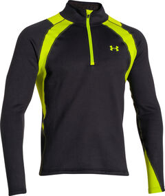 Under Armour Men's Extreme Base Scent Control Hunting Pullover, , hi-res