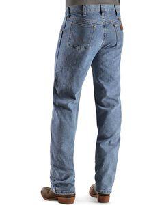 Wrangler Premium Performance Advanced Comfort Stone Beach Jeans - Big & Tall, , hi-res