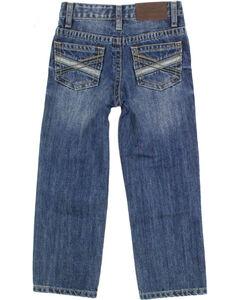 Cody James Boys' Medium Wash Straight Leg Jeans , , hi-res