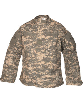 Tru-Spec Army Combat Uniform Shirt - Big and Tall, Army, hi-res