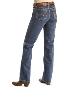 "Wrangler Jeans - Aura Instantly Slimming Stretch - Regular Rise - 30""- 34"", , hi-res"