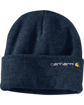 Carhartt Navy Wetzel Watch Hat, Navy, hi-res