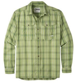 Mountain Khakis Men's Equatorial Long Sleeve Shirt, Green, hi-res