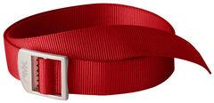 Mountain Khakis Red Webbing Belt  , , hi-res
