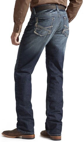 Ariat Denim Jeans - M3 Deadwood Athletic Fit, Med Wash, hi-res