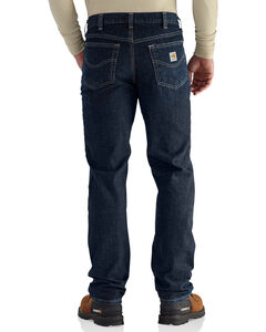 Carhartt Men's Flame Resistant RuggedFlex Traditional Fit Jeans, , hi-res