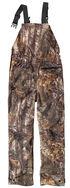 Carhartt Men's Camo Shoreline Bib Overalls - Big & Tall, Camouflage, hi-res