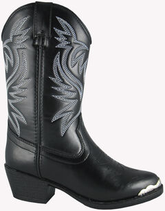 Smoky Mountain Youth Boys' Mesquite Western Boots - Round Toe, , hi-res