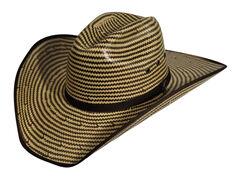 Bailey Keel Straw Cowboy Hat, , hi-res