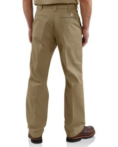 Carhartt Blended Twill Chino Work Pants - Big & Tall, , hi-res