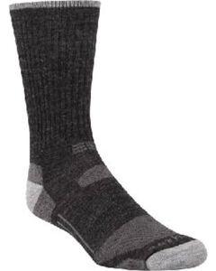 Carhartt Charcoal Work-Dry® All-Terrain Crew Socks, , hi-res