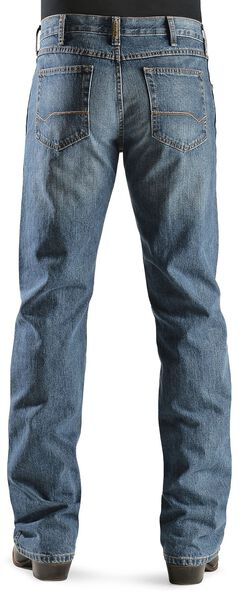 Ariat Denim Jeans - Heritage Medium Stonewash Classic Fit, , hi-res