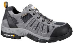 Carhartt Lightweight Waterproof Low-Rise Hiker Work Shoe - Safety Toe, , hi-res