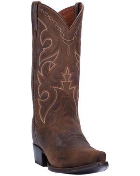 Dan Post Renegade Mignon Cowboy Boots - Snip Toe, Bay Apache, hi-res