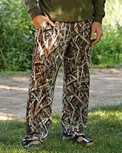 Wilderness Dreams Men's Mossy Oak ShadowGrass BLADES Camo Lounge Pants, , hi-res