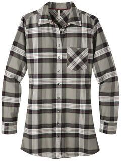 Mountain Khakis Women's Penny Plaid Tunic Shirt, , hi-res